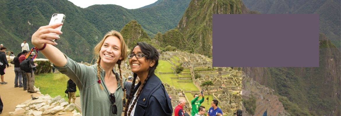 Our students studied abroad in 56 countries last year. Where will the U of A take you?